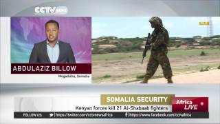 Kenyan troops kill 21 terrorists in Somalia, U.S. issue travel advisory