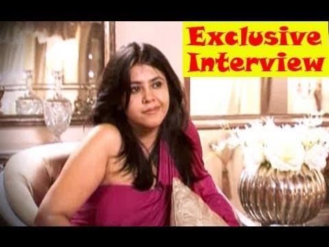 Ekta Kapoor: I was a spoilt brat