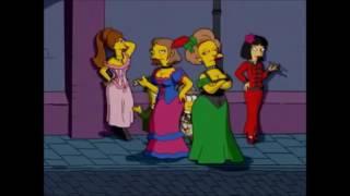 Cuatro decapitados y un funeral (Parte 2/2) Los Simpson