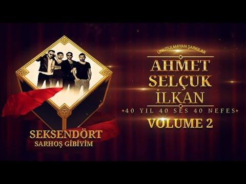 Seksendört - Sarhoş Gibiyim ( Official Audio )