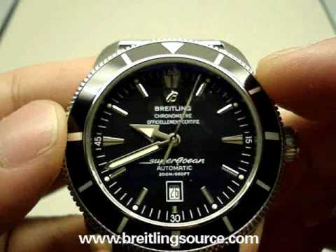 Breitling SuperOcean Heritage 46 Watch Review