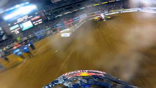 GoPro HD_ James Stewart Main Event 2012 Monster Energy Supercross San Diego