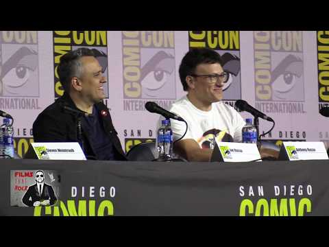 A CONVERSATION WITH THE RUSSO BROTHERS | Comic Con 2019 Full Panel (Joe Russo, Anthony Russo)