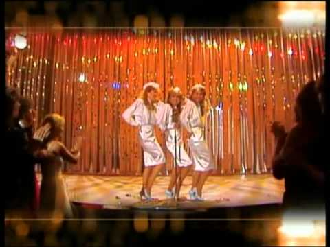 Star Sisters - Andrew Sisters-Medley 1985