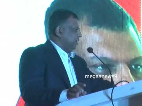 AirAsia India's fourth aircraft launch _CEO of AirAsia India Tony Fernandes