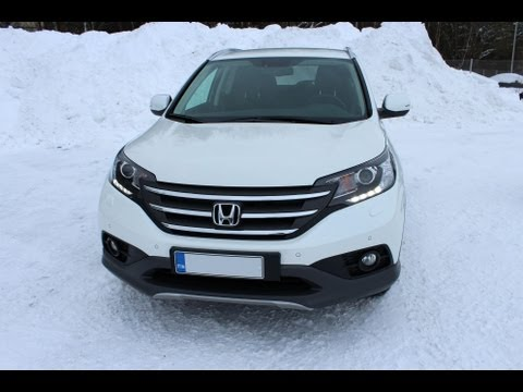 Honda CR-V 2013