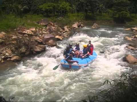 Phuket White Water Rafting tours http://www.phukettourscompany.com/phuket_rafting_tours.php are mainly about half a day, either a 5 kms or a 9 kms course, bu...