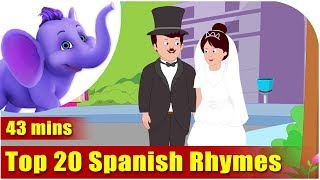 Top 20 Spanish Rhymes