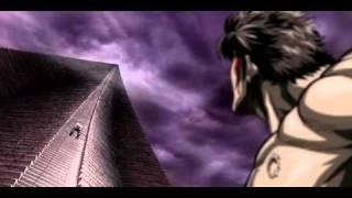 Hokuto no Ken - Kenshiro versus Souther part 2 (HD Quality)