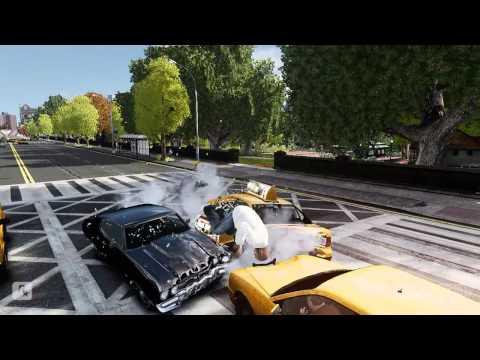 Посмотреть ролик - GTA4 Traffic Accident ENB BONEfinal BetterCi