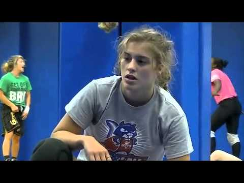 USA Wrestling Women's Freestyle Image 1
