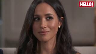 Unseen Prince Harry and Meghan Markle cute and funny after interview