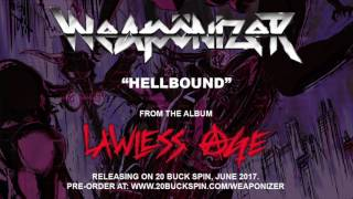 WEAPÖNIZER - Hellbound (audio)