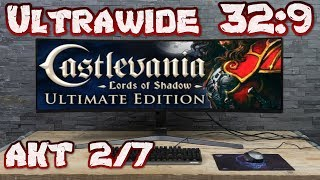 Castlevania: Lords of Shadow - Akt 2/7 - 32:9 Ultrawide