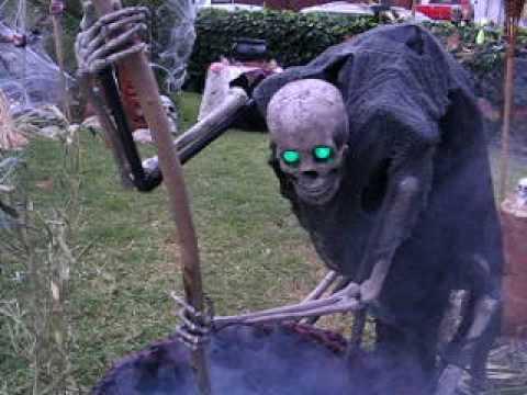 Diy Halloween Props Animated