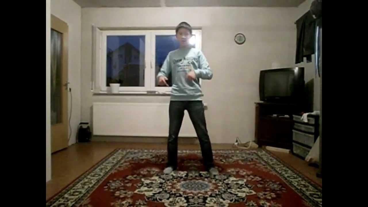 gangnam style tanz