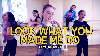 "TAYLOR SWIFT - ""Look What You Made Me Do"" 