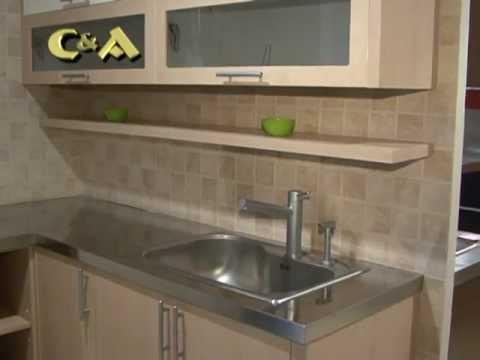 Muebles de cocina johnson youtube - Muebles de cocina en leganes ...