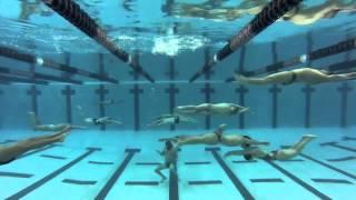 The Harlem Shake - Swimming style  .mp4