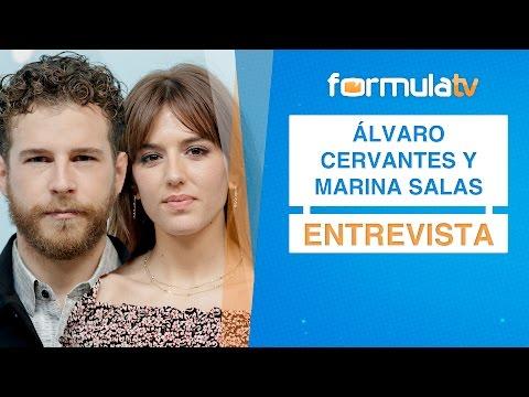 """Álvaro Cervantes ('La zona'): """"Se están haciendo cosas más arriesgadas en televisión"""""""