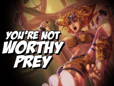 YOU'RE NOT WORTHY PREY: Week Of Maya Part 6 (Killer Instinct Season 2)