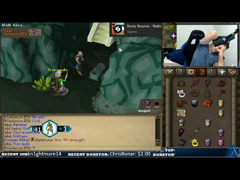 ALfie Destroys Pc | MogTimeOSRS Tries To Help - BEST OF RUNESCAPE TWITCH HIGHLIGHTS #202