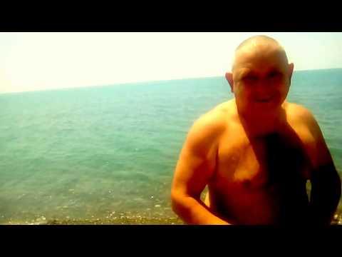 Бесплатный отдых на чёрном море  .Июль 2017 года.Vacation On The Black Sea In Tents .July 2017
