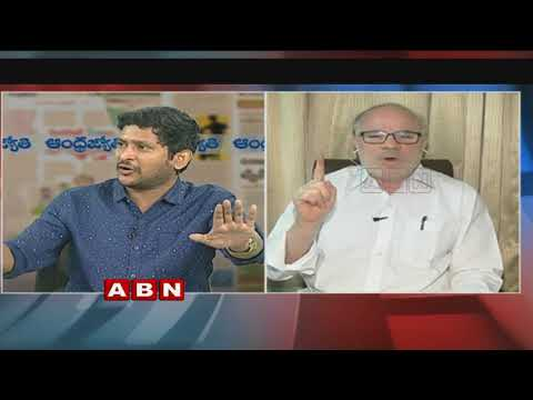 Debate | AP Govt files Affidavit in Supreme Court Over Bifurcation Act | Public Point | Part 2