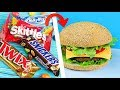 Lagu Making Food Out Of Candy! Candy vs Real Food Challenge