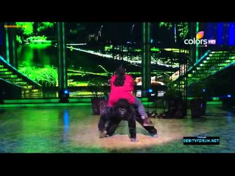Bharti Singh-Jhalak Dikhla Jaa (Season 5) 9th September 2012