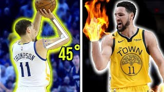 The Story of How Klay Thompson Became A LEGENDARY Shooter