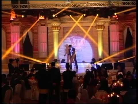 Grand Finale of Mrs Malaysia Globe 2014 Artist Performance (Part 1)