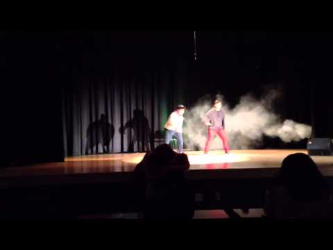 Talent show louder Dubstep