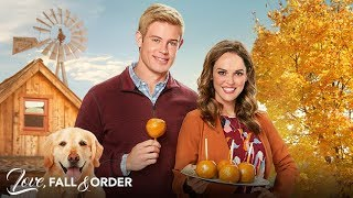 Preview + Sneak Peek - Love, Fall & Order - Hallmark Channel