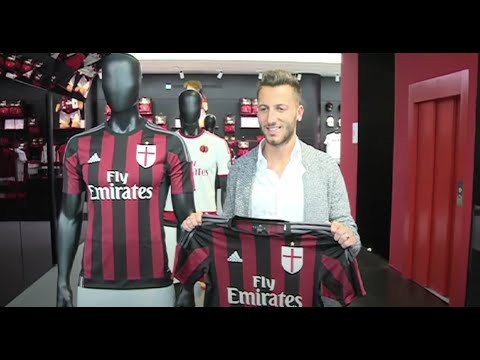 Welcome Bertolacci! | AC Milan Official