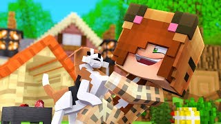 Minecraft Daycare - TINA'S NEW PET !? (Minecraft Daycare)