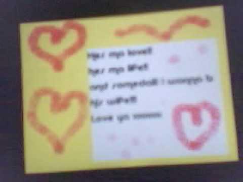 Love Yewwwww Babyy Xxx :) video