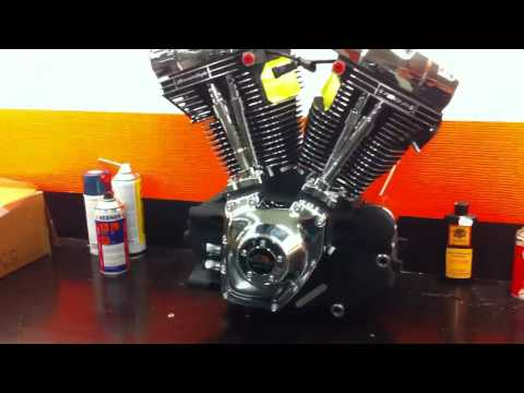 Screamin' Eagle SE 120R Crate Motor