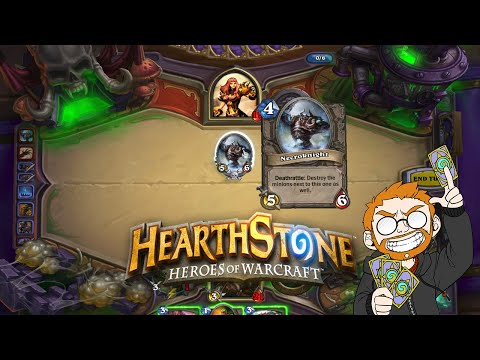 Hearthstone: Curse of Coxxramas [Part 1] - Arachnid Quarter