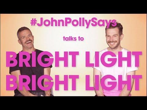 #JohnPollySays: Bright Light Bright Light talks Elton John & NEW Video ft. Ana Matronic