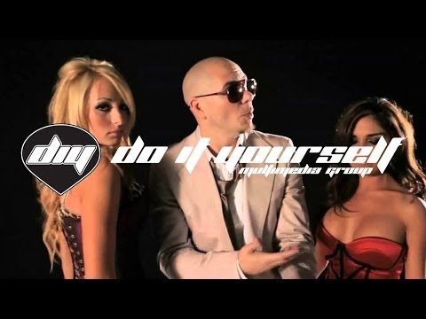 NICOLA FASANO Feat. PITBULL - Oye Baby (Official Video HD)