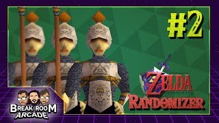 Hylian Soliders Don't See Green | Zelda: Ocarina of Time Randomizer #02