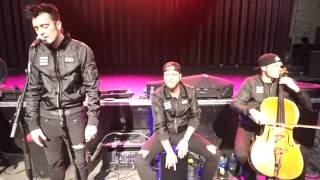 Starset - Ricochet Acoustic Demonstration WorkPlay Birmingham AL 05 / 02 / 2017