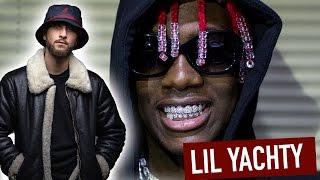 """Lil Yachty rappt über """"Nie Wieder"""" von Nimo (16BARS.TV)"""