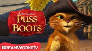 How to Stand Up to Bullies | NEW PUSS IN BOOTS
