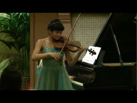 Sarasate - Carmen Fantasy (Valerie Kim)