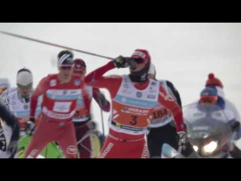 UGRA SKI MARATHON 2017 // Югорский лыжный марафон 2017