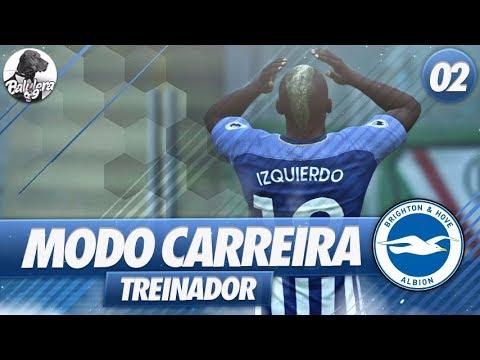 PRECISAMOS COMPRAR UM ATACANTE URGENTE - MODO CARREIRA TREINADOR FIFA 18 - #02