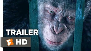 War for the Planet of the Apes Trailer (2017) | 'Compassion' | Movieclips Trailers