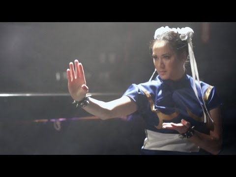 Chun-Li vs Tifa - Behind the Scenes - Ultimate Fan Fight Ep. 5